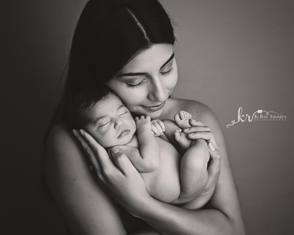 Newborn Mother