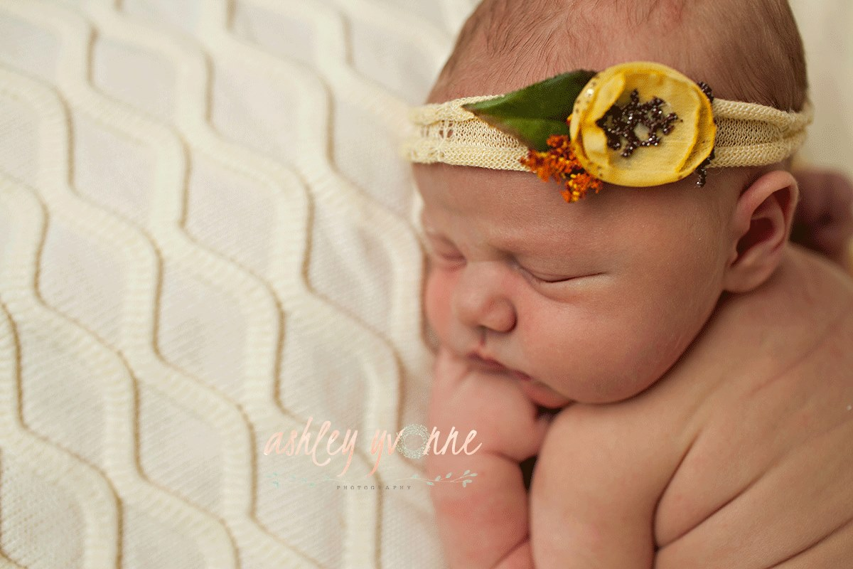 Tampa-Newborn-in-Yellow-by-Ashley-Yvonne-Photography